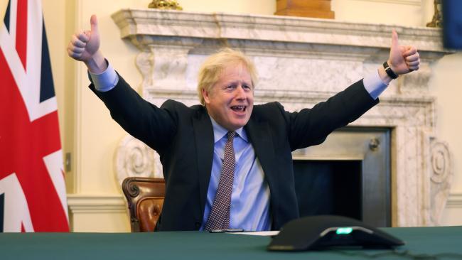 ЕС и Великобритания достигли торгового соглашения по Brexit