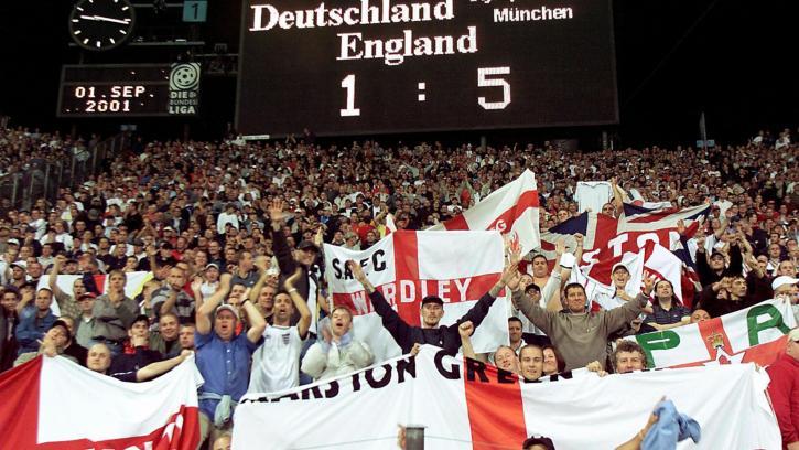Каким был мир, когда Германия в последний раз проиграла в отборе на ЧМ?