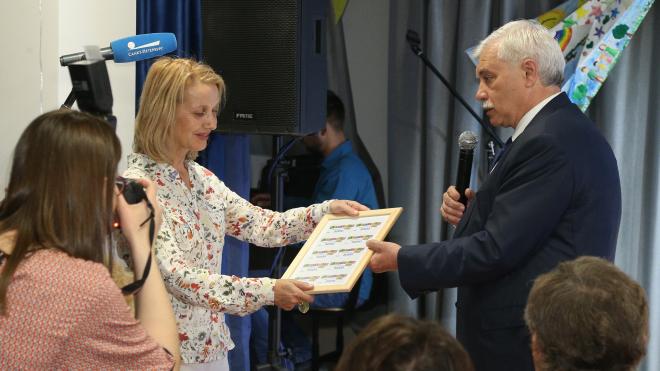 Центр для приемных родителей открылся в Петербурге