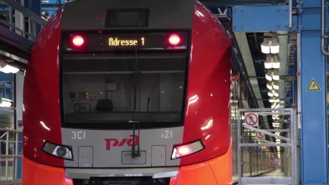 Под Тверью с рельс сошел поезд, следовавший из Петербурга