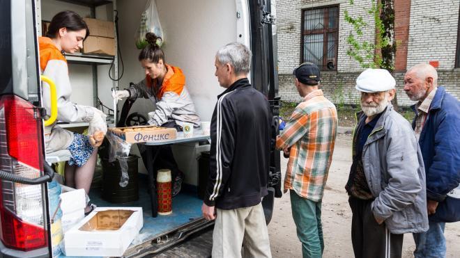 В Петербурге планируют расширить социальные услуги для бездомных
