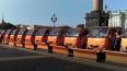 В Петербурге за первый месяц осени убралиболее тысячи ...