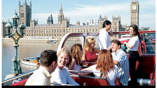 Париж проиграл Лондону за звания столицы шоппинга