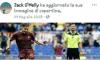 """В Италии футбольный судья спалился в любви к """"Роме"""": его выдал пост в Twitter"""