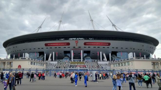 """На матч """"Зенит"""" - """"Арсенал"""" ожидается до 50 тысяч болельщиков"""