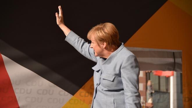 Светлана Тихановская встретилась с Ангелой Меркель