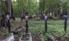 Протестная акция на Смоленском кладбище обернулась для участников обысками