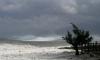 Мощный тайфун приближается к югу Японии