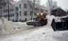 Администрация Выборгского района просит не парковать транспортные средства в местах работы снегоуборочной техники