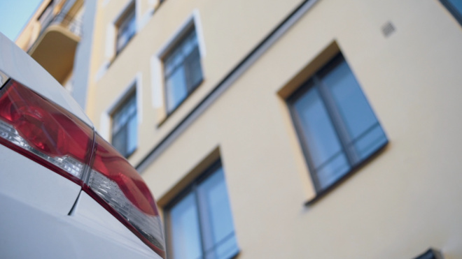 За сутки на петербургских дорогах погиб один пешеход