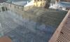 Демонтаж флигеля Шуваловского дворца возобновился после выборов