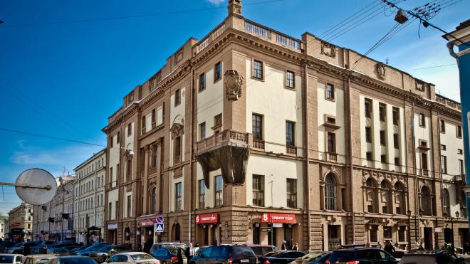Дом радио расселяют ради оркестра Курентзиса, гостиницы и ресторанов