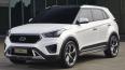 В России продано 100 тысяч Hyundai Creta, собранных ...