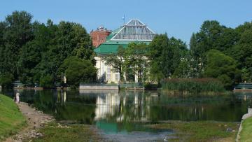 В Таврическом саду планируют открыть креативное пространство