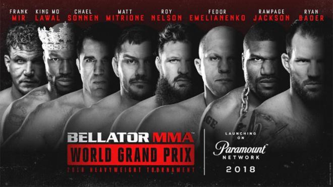Американская организация Bellator хочет провести турнир в 2019 году в Петербурге