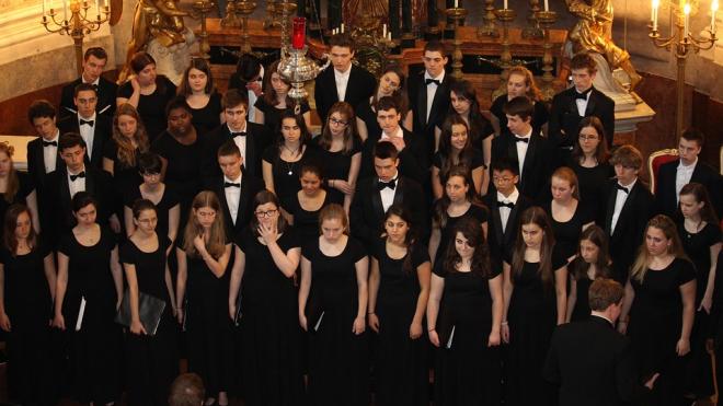 Петербург примет Международный фестиваль хорового искусства