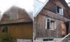 Охранник помог не допустить пожара в Приозерском районе