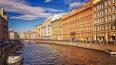 В понедельник в Петербурге ожидается до 20 градусов ...