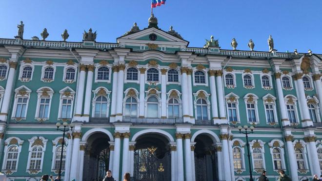 Петербург стал самым фотографируемым городом России