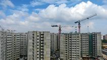 За 10 лет в Петербурге планируют ввести 31,6 млн кв. метров жилья