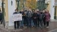 Активисты выступили против открытия магазина в подвале ...