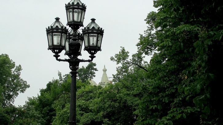 Фонари Северной столицы станут станциями для сетей 5G