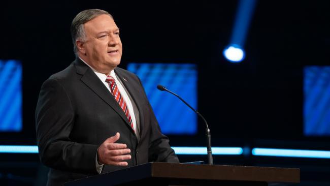 """Помпео: США намерены создать коалицию против реализации """"Северного потока – 2"""""""