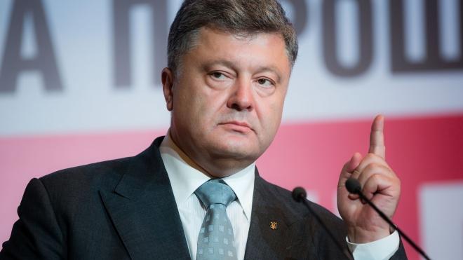 Украинский президент разрешил вводить санкции против России