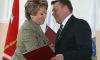 Сердюков о Матвиенко: «8 лет работы губернатором Петербурга — это не каждый выдержит»