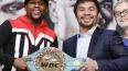 Бокс: Мэнни Пакьяо против Флойда Мэйуэзера, прямая ...