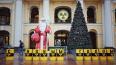 "Greenpeace поздравил петербуржцев с ""урановыми хвостами""..."