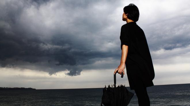 В Петербурге  в понедельник ожидается шторм