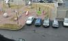 В Петербурге дезинфицируют детские площадки