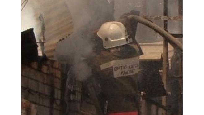 В Невском районе фитнес-клуб и ресторан эвакуировали из-за пожара