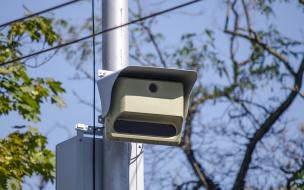На дорогах Ленобласти установили ещё 20 камер контроля скорости