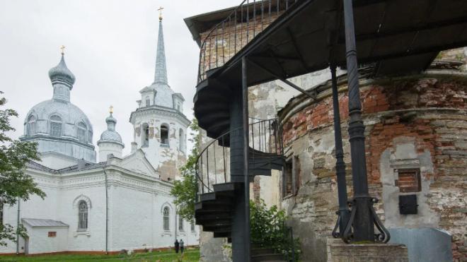 Памятники в Новой Ладоге отреставрируют по проекту петербургских выпускников