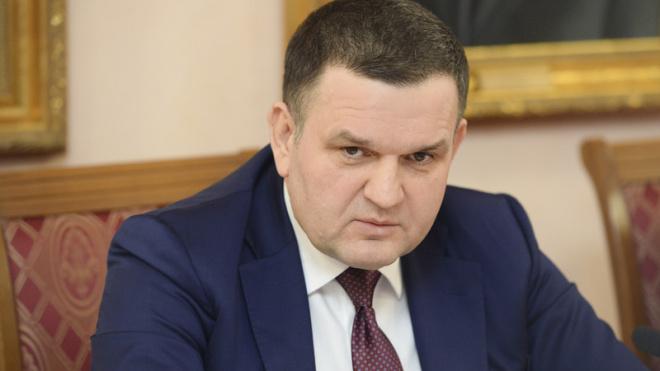 Сергей Перминов оставил пост вице-губернатора Ленобласти
