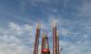 Приставам Петербурга пришлось изымать 50-тонную бурильную установку