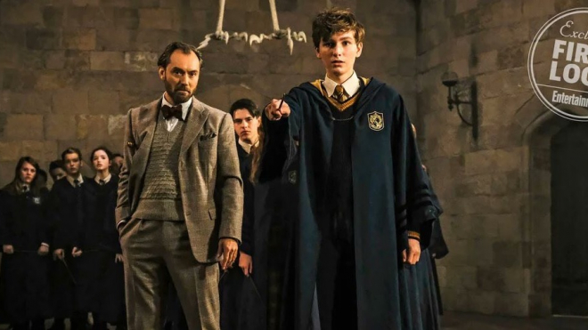 """Пользователи интернета нашли ошибку в новом спин-оффе """"Гарри Поттера"""""""