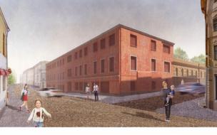 В Выборге озвучили планы по реконструкции квартала Сета Солберга