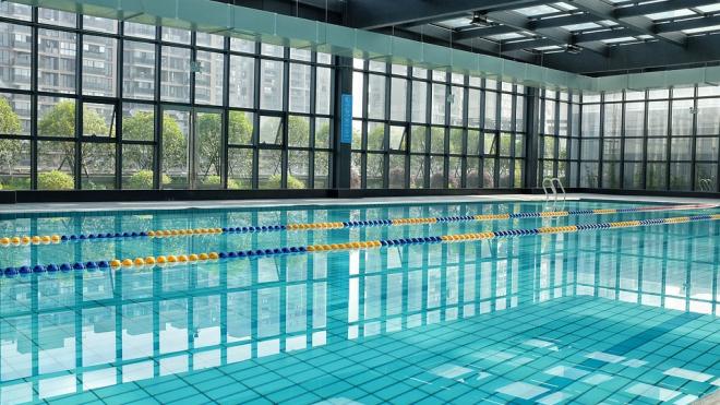 Политех открыл спортивный комплекс, отреставрированный за 380 млн рублей