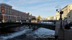 В Петербурге будет отремонтирован участок набережной Мойки у Поцелуева моста