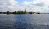 Затворы дамбы открыли: угроза наводнения миновала