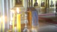 Митрополит Варсонофий провел богослужение в восстановлен ...