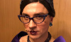 Лазарев переоделся в женщину ради театральной постановки