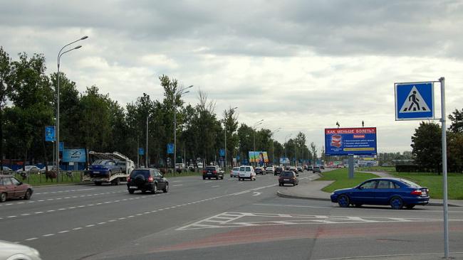 Определен подрядчик реконструкции надземных пешеходных переходов на Пулковском