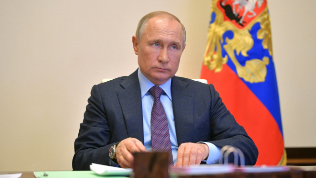 Владимир Путин призвал обеспечить максимальную доступность мер поддержки