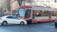 """""""Toyota"""" на Гаванской улице не пропустила встречный ..."""
