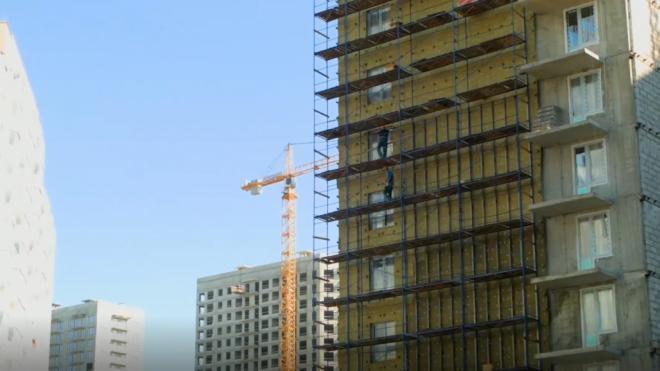 Более 80% квартир в новостройках Петербурга покупают в ипотеку