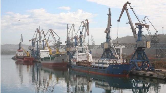 """""""Ванинский морской торговый порт"""" нарастил чистую прибыль до 339,4 млн рублей"""